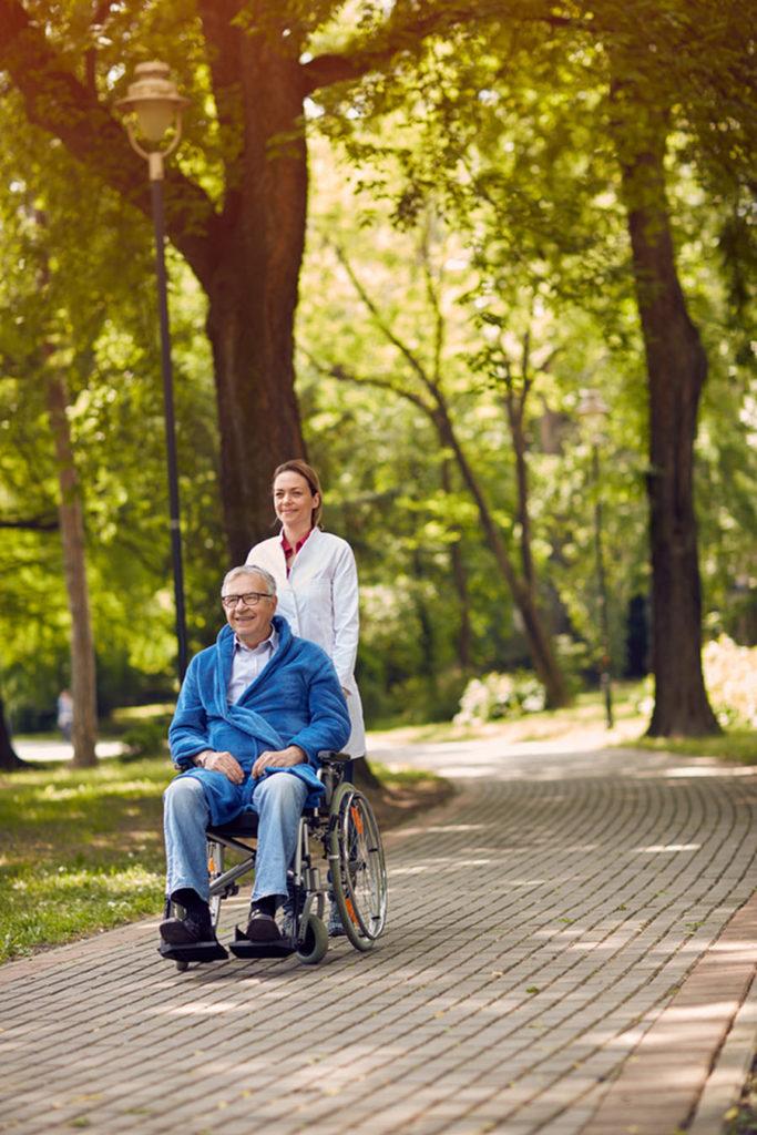 Senior Care in Springfield PA: ALS Changing Parent's Behavior