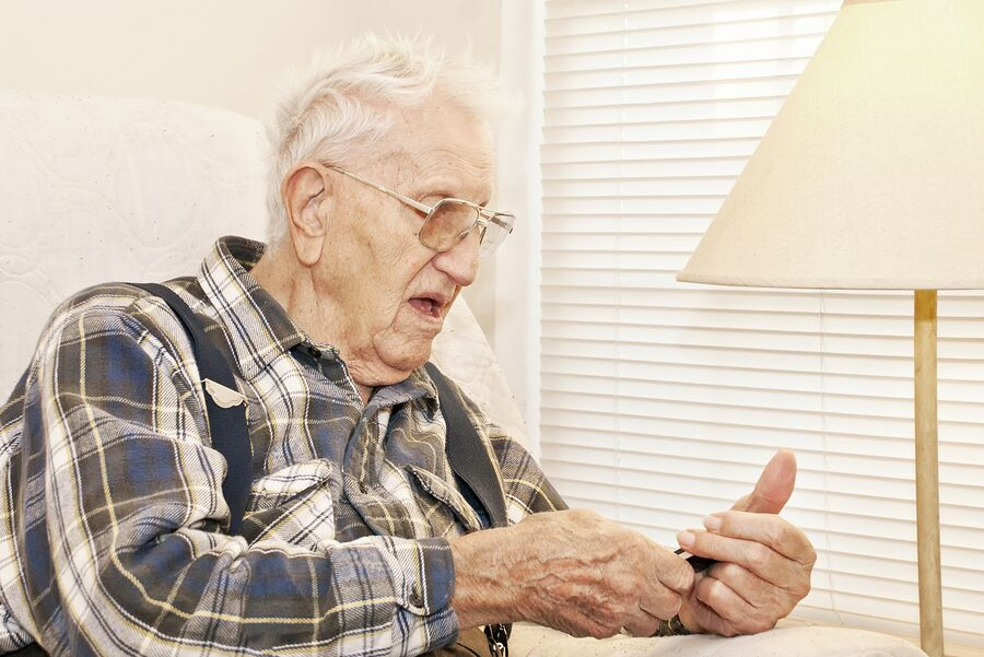 Elder Care in Upper Darby PA: Can Technology Ease Senior Loneliness?