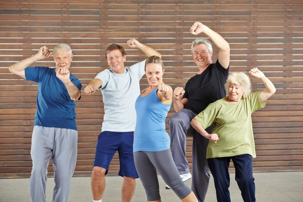 Senior Care in Ardmore PA: Senior Exercise