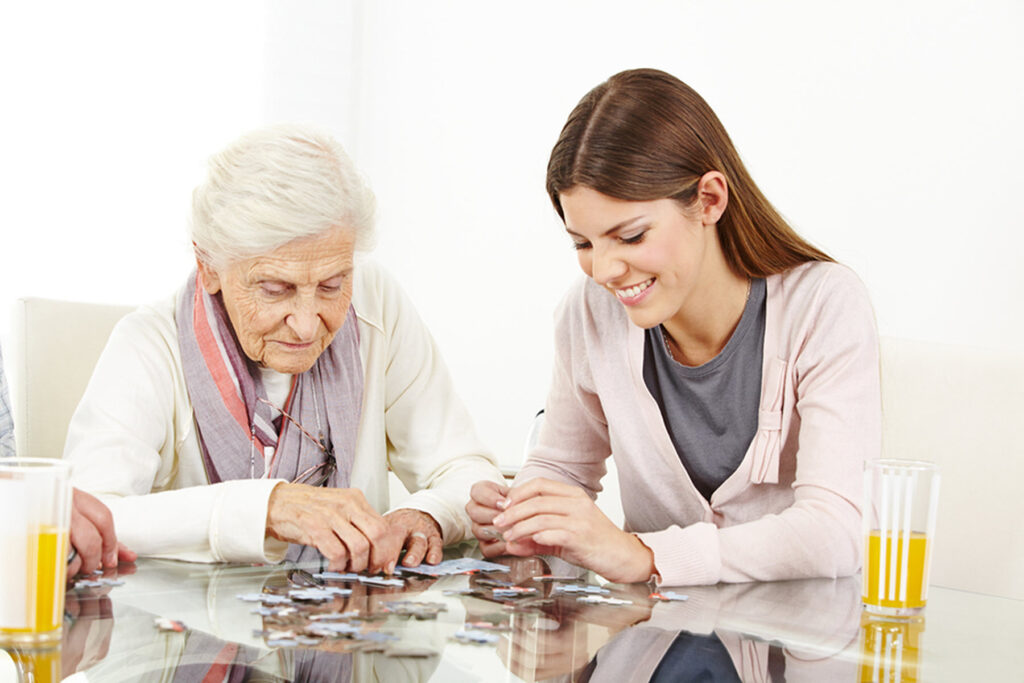 Elder Care in Media PA: Elder Care Benefits Caregivers Too