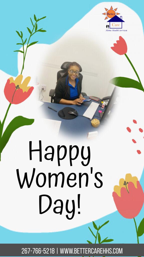 Home Care in Philadelphia PA: Happy International Women's Day!
