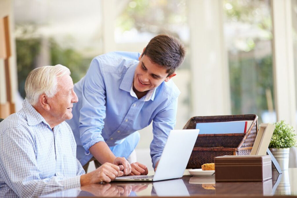 Senior Care in Havertown PA: Accept Help