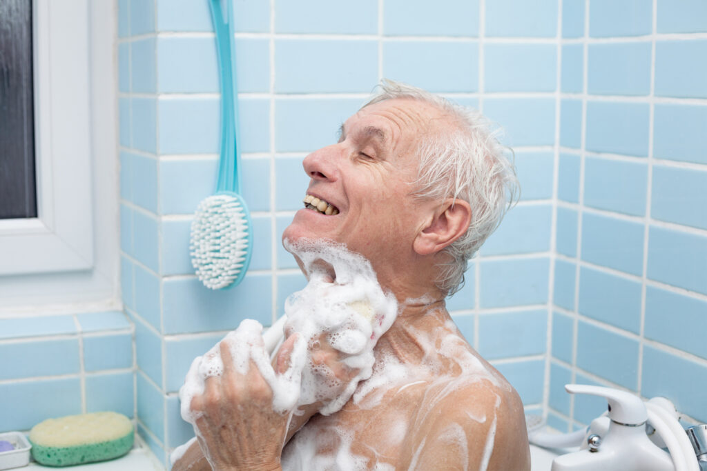 Home Care Services in Broomall PA: Showering Correctly