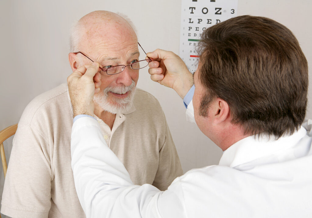 Home Health Care in Bala Cynwyd PA: Senior Health: Glasses